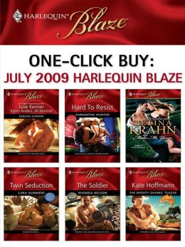 One-Click Buy: July 2009 Harlequin Blaze