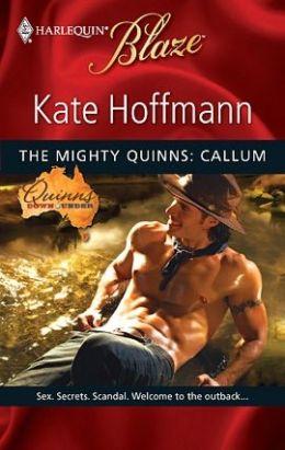 Mighty Quinns: Callum (Harlequin Blaze #488)