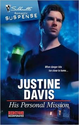 His Personal Mission (Silhouette Romantic Suspense #1573)