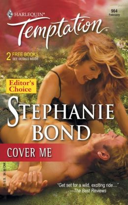 Cover Me (Harlequin Temptation #964)