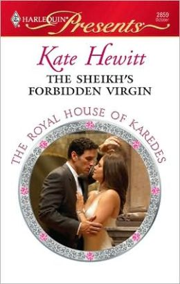 The Sheikh's Forbidden Virgin (Harlequin Presents Series #2859)