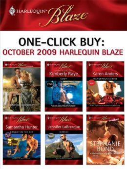 One-Click Buy: October 2009 Harlequin Blaze