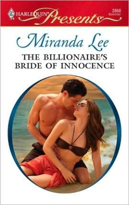 The Billionaire's Bride of Innocence (Harlequin Presents #2868)