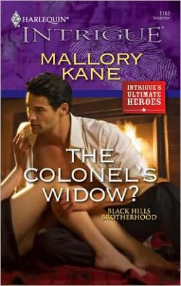 The Colonel's Widow? (Harlequin Intrigue #1168)