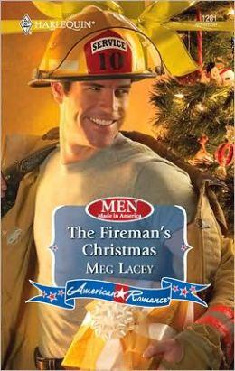 The Fireman's Christmas (Harlequin American Romance #1281)