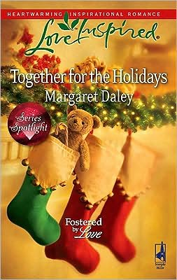 Together for the Holidays (Fostered by Love Series)
