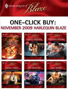 One-Click Buy: November 2009 Harlequin Blaze