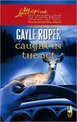 Caught in the Act (Amhearst Mystery Series #2)