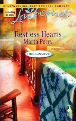 Restless Hearts (Flanagans Series)