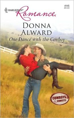 One Dance with the Cowboy (Harlequin Romance #4145)