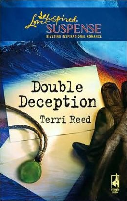 Double Deception (Love Inspired Suspense Series)