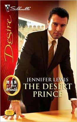 The Desert Prince (Silhouette Desire #1993)