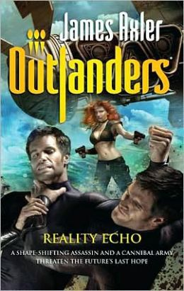 Reality Echo (Outlanders Series #52)