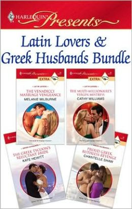 Latin Lovers and Greek Husbands Bundle