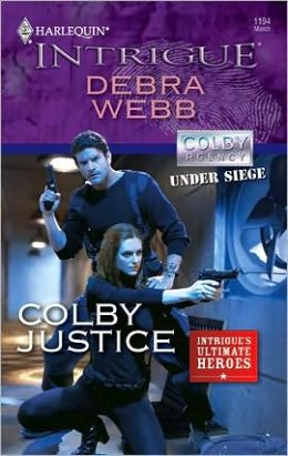 Colby Justice (Colby Agency Series #38)