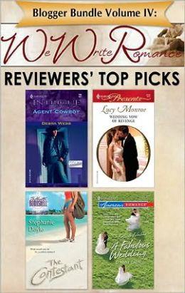 Blogger Bundle Volume IV: WeWriteRomance.com's Reviewers' Top Picks