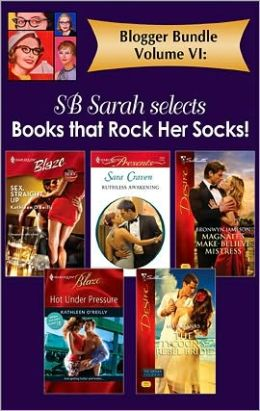 Blogger Bundle Volume VI: ''Smart Bitch'' Sarah Selects Books that Rock Her Socks
