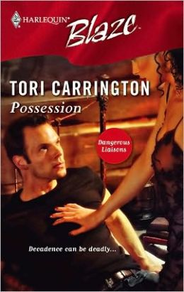 Possession (Harlequin Blaze #212)