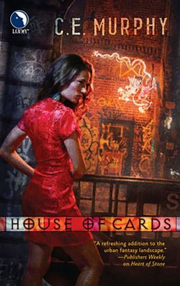 House of Cards (Negotiator Trilogy Series #2)