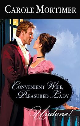 Convenient Wife, Pleasured Lady