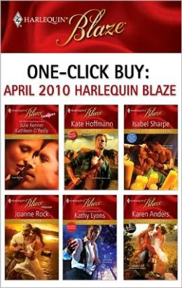 One-Click Buy: April 2010 Harlequin Blaze: The Drifter\While She Was Sleeping...\The Captive\Under His Spell\Deliciously Dangerous