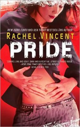 Pride (Shifters Series #3)