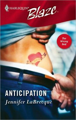 Anticipation (Harlequin Blaze #228)
