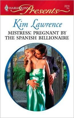 Mistress: Pregnant by the Spanish Billionaire