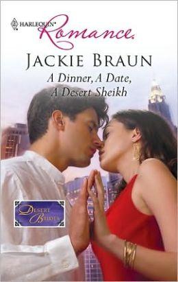 A Dinner, a Date, a Desert Sheikh (Harlequin Romance #4176)