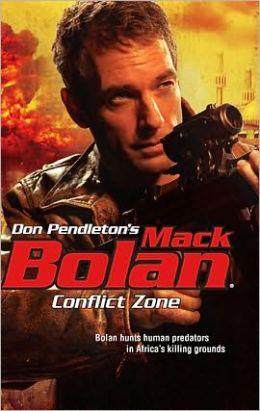 Conflict Zone (Super Bolan Series #134)