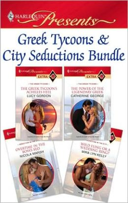 Greek Tycoons and City Seductions Bundle
