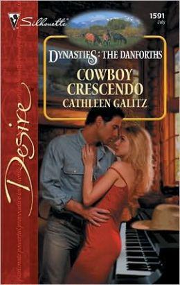 Cowboy Crescendo (Silhouette Desire #1591)