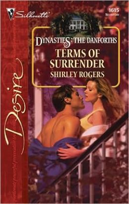 Terms of Surrender (Silhouette Desire #1615)