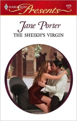 The Sheikh's Virgin (Harlequin Presents #2473)
