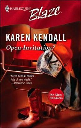 Open Invitation? (Harlequin Blaze #207)