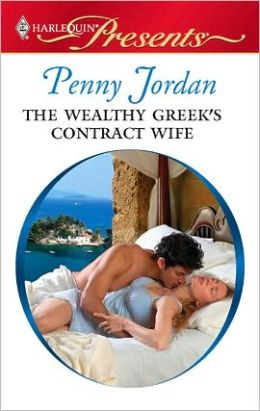 The Wealthy Greek's Contract Wife (Harlequin Presents Series #2927)