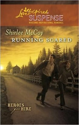 Running Scared (Love Inspired Suspense Series)