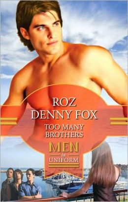 Too Many Brothers (Harlequin American Romance Series #1036)