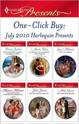One-Click Buy: July 2010 Harlequin Presents