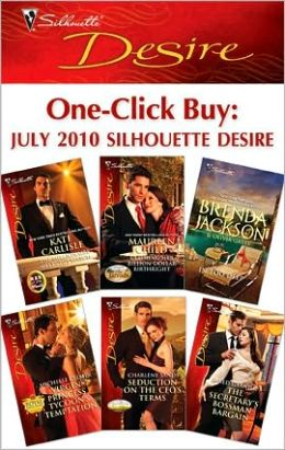 One-Click Buy: July 2010 Silhouette Desire