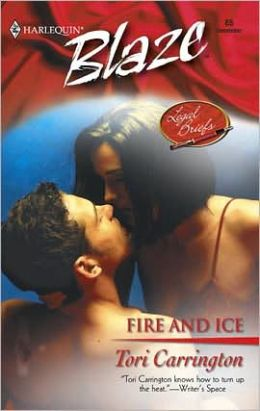 Fire and Ice: Legal Briefs (Harlequin Blaze)