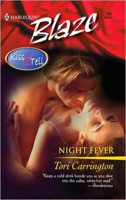 Night Fever (Harlequin Blaze #105)