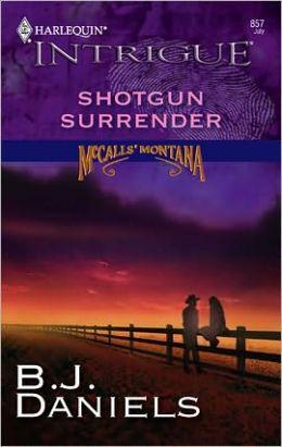Shotgun Surrender (McCalls' Montana Series)