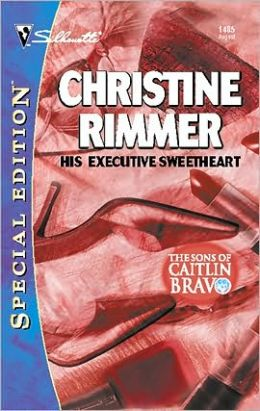 His Executive Sweetheart (Sons of Caitlin Bravo Series)