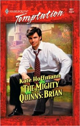 The Mighty Quinns: Brian (Harlequin Temptation #937)