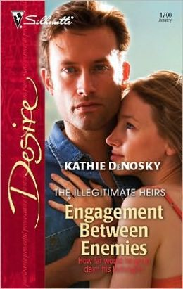 Engagement between Enemies (Silhouette Desire #1700)