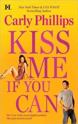 Kiss Me If You Can (Most Eligible Bachelor Series #1)