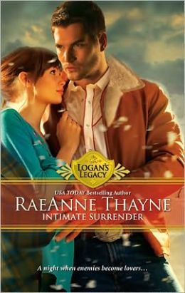 Intimate Surrender (Logan's Legacy Series)
