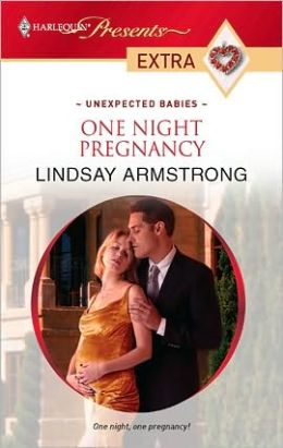 One Night Pregnancy (Harlequin Presents Extra #117)