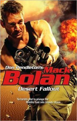 Desert Fallout (Super Bolan #136)